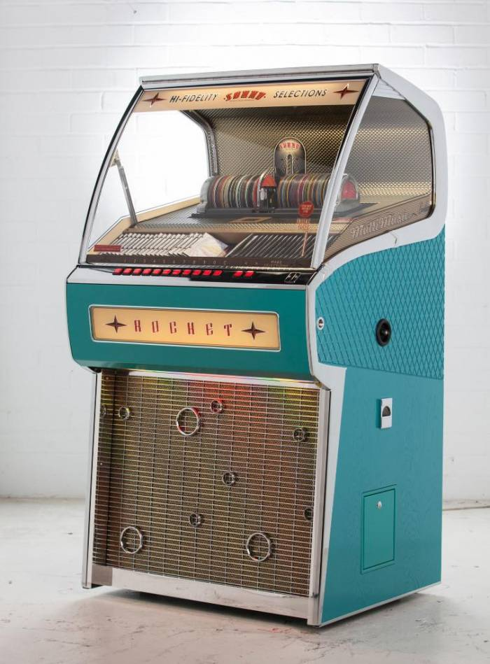 jukebox à l'ancienne